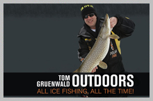 Outdoors with Tom Gruenwald